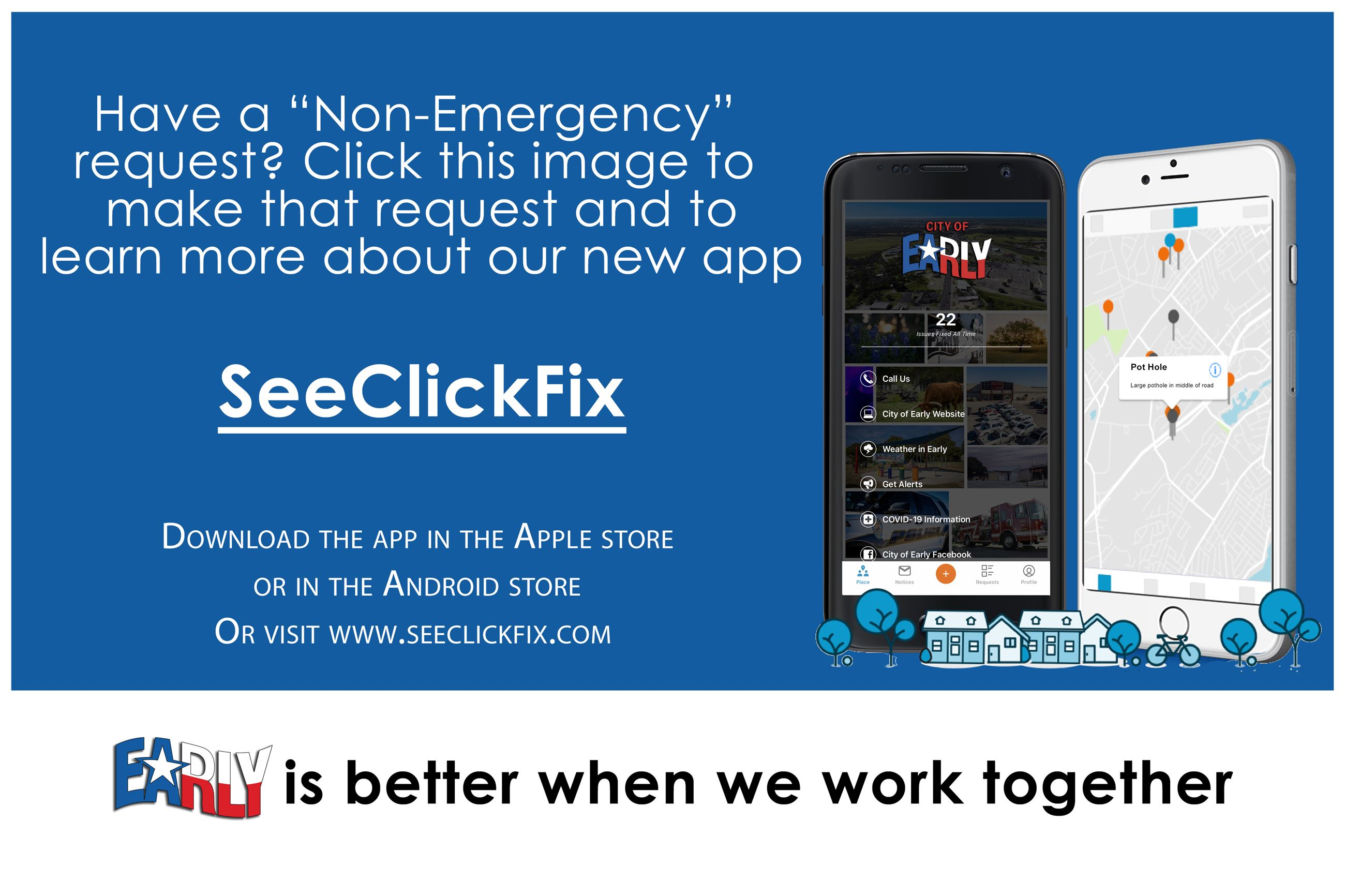 Website See Click Fix Button