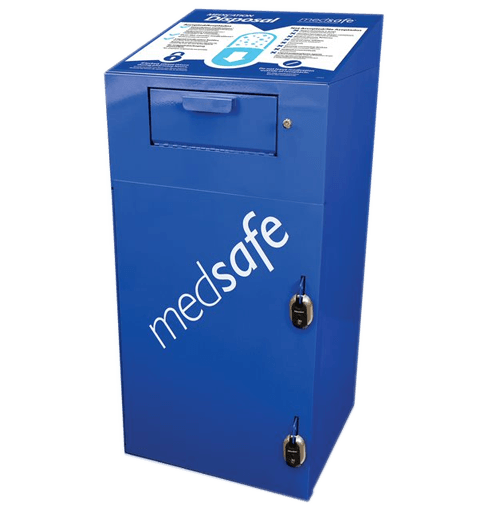 MedSafe Receptacle